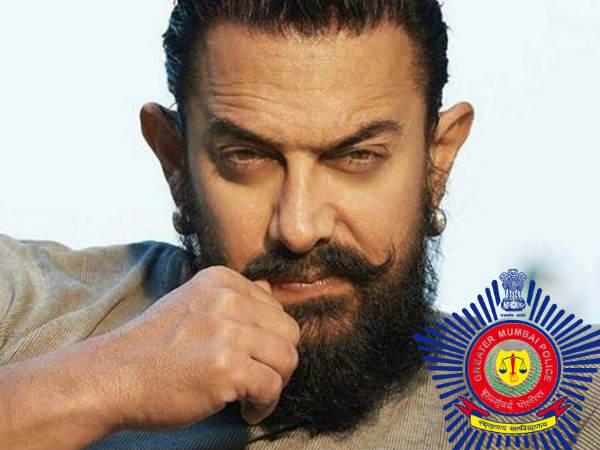 आमिर खान ने मुंबई पुलिस को दिया जवाब, ठग्स ऑफ हिंदोस्तान का बनाया था मजाक