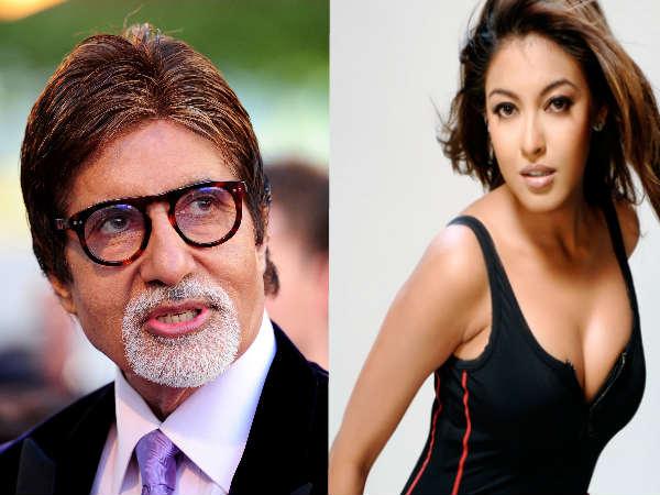 नाना पाटेकर-तनुश्री दत्ता विवाद- अमिताभ बच्चन के बयान पर तनुश्री का दमदार पलटवार