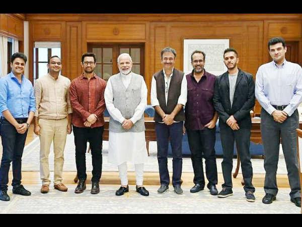 पीएम मोदी से मिले सुपरस्टार आमिर खान, इस बात पर हुई चर्चा, पीएम करेंगे ये बड़ा काम