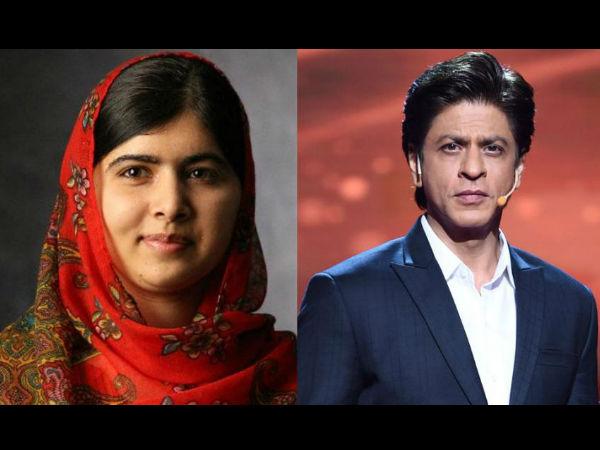 शाहरुख खान जाएंगे ऑक्सफोर्ड यूनिवर्सिटी, मलाला यूसुफजई से किंग खान ने किया ये वादा