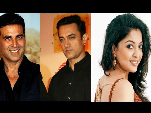 MeToo: अक्षय कुमार और आमिर खान ने किया कुछ ऐसा, तनुश्री दत्ता ने बोल दी ऐसी बात