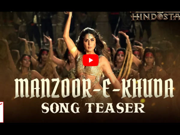 मज़ूर-ए-खुदा: रिलीज हुआ ठग्स ऑफ हिंदोस्तान के धमाकेदार गाने का Teaser