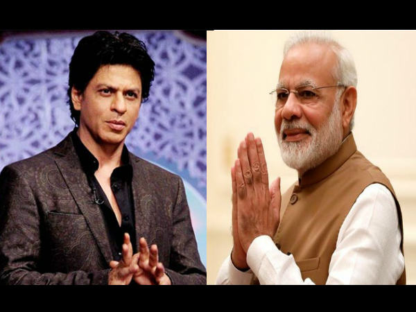 शाहरुख खान ने किया कुछ ऐसा कि खुश हो गए पीएम मोदी, ट्वीट करके बोला शुक्रिया