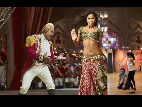रिलीज हुआ सुरैय्या सॉंग का रिहर्सल वीडियो, कैटरीना कैफ के साथ आमिर खान के ठुमके वायरल