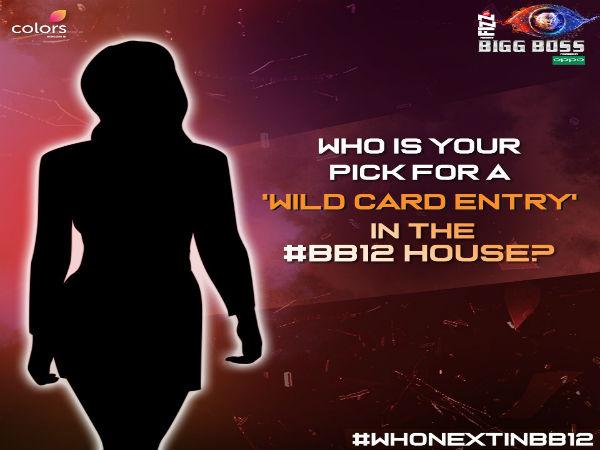 Bigg Boss 12 आएगा तूफान, सुपरस्टार एक्ट्रेस की वाइल्ड कार्ड एंट्री, नाम चौंका देगा !
