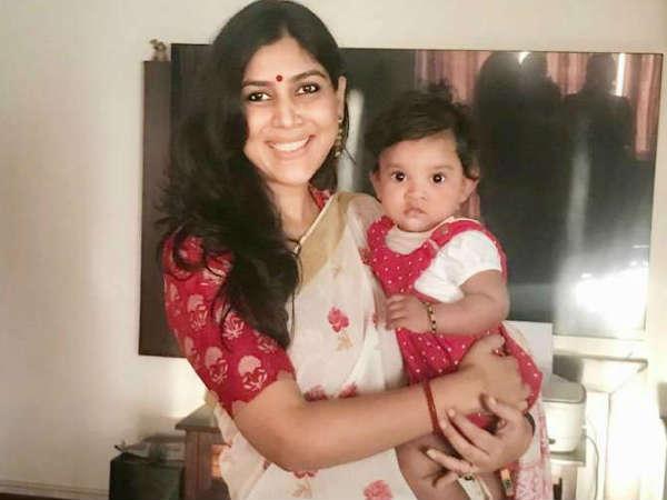 नवरात्र पर एक्ट्रेस ने घर ले आईं छोटी सी लक्ष्मी, गोद ली प्यारी सी बच्ची, सोशल मीडिया हुआ बावला