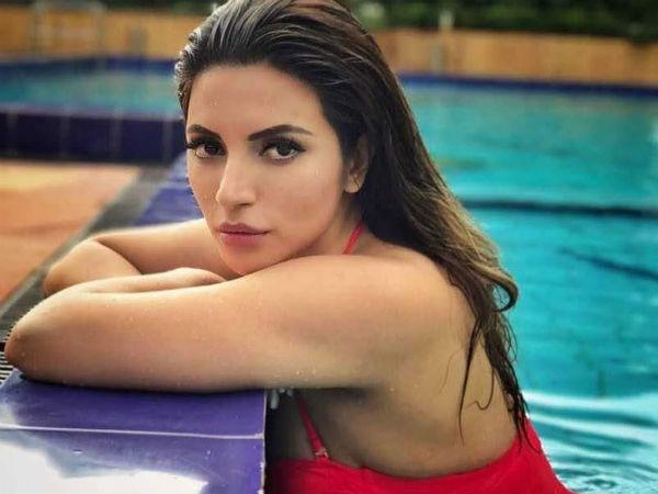 टीवी की नंबर 1 सेक्सी सुपरस्टार शमा सिकंदर की ये तस्वीरें अकेले में देखिए