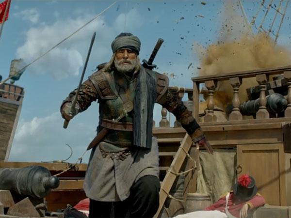 100 करोड़ क्लब में धमाकेदार एंट्री- 'ठग्स ऑफ हिंदुस्तान' से अमिताभ बच्चन ने बनाया रिकॉर्ड
