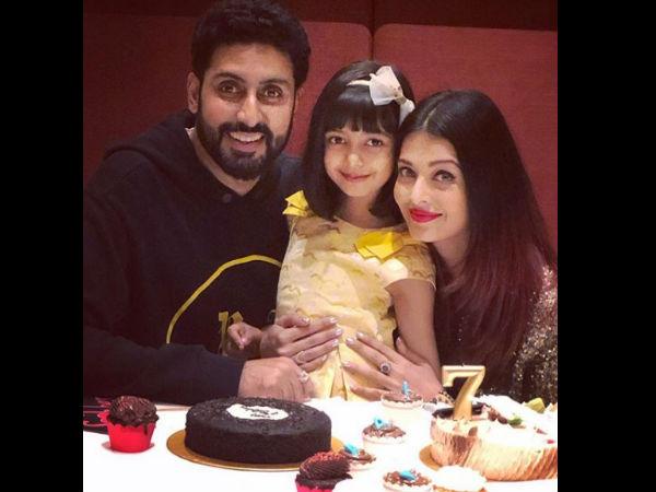 शानदार तरीके से बच्चन परिवार ने मनाया आराध्या का जन्मदिन, वायरल हो रहीं है तस्वीरें