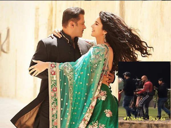 सलमान खान - कैटरीना कैफ ने कर ली है जनवरी की Booking, फिल्म भारत की ताज़ा डीटेल्स