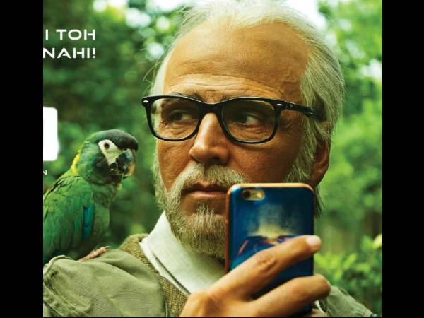 2.0 Bird man: इस रियल लाइफ पक्षीराज से लिया गया है अक्षय कुमार का ये लुक