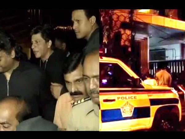 चल रही थी शाहरुख खान की बर्थडे पार्टी, पुलिस ने डाला रंग में भंग, ये था कारण
