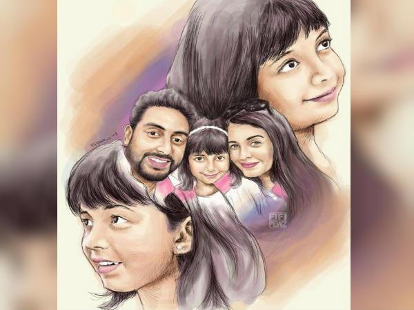 आराध्या बच्चन के जन्मदिन पर अभिषेक बच्चन ने पोस्ट की क्यूट तस्वीर, बोले मेरी नन्ही परी...