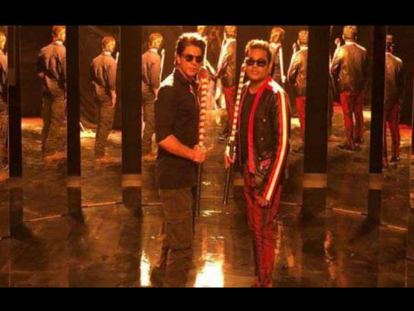 हॉकी विश्व कप 2018: ए आर रहमान और शाहरुख खान ने लॉंच किया शानदार एंथेम का Teaser