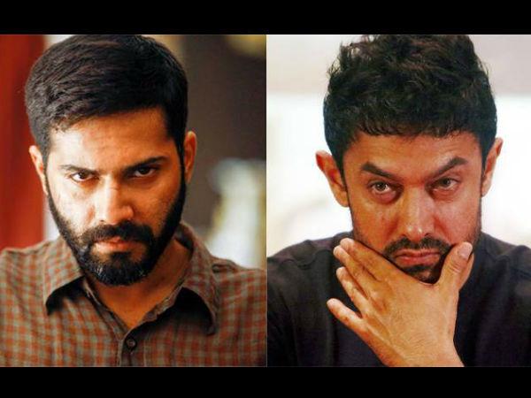 आमिर खान की इस फिल्म से निकाल दिए गए थे वरुण धवन, सुपरस्टार बनकर खोला राज