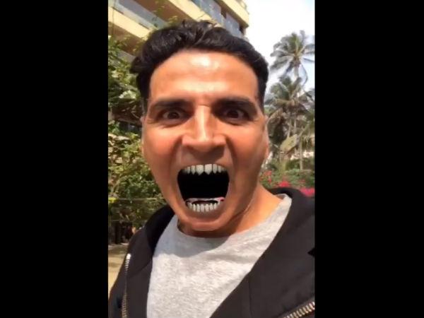 2.0: देखते ही देखते इंसान से शैतान बन गए अक्षय कुमार, कमजोर दिल वाले ना देखें Video
