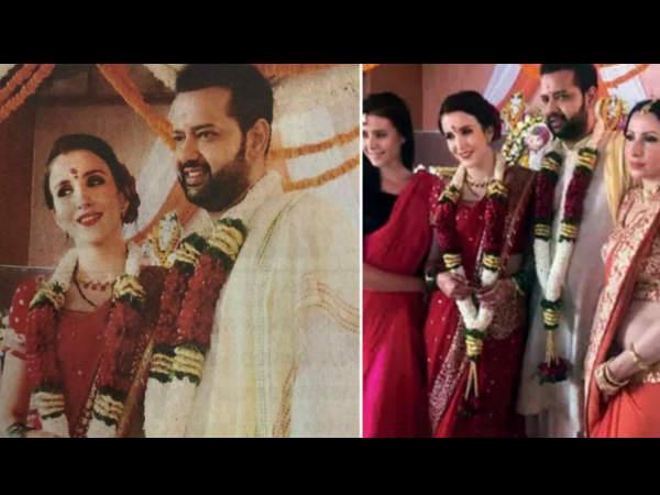 राहुल महाजन ने मॉडल नताल्या इलीना से की तीसरी शादी, 18 साल छोटी है पत्नी