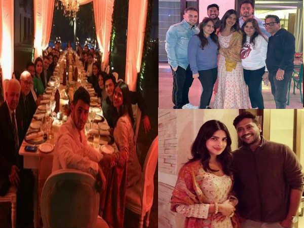 Inside Pics : निक और प्रियंका के विदेशी त्योहार के सेलिब्रेशन की खूबसूरत तस्वीरें वायरल