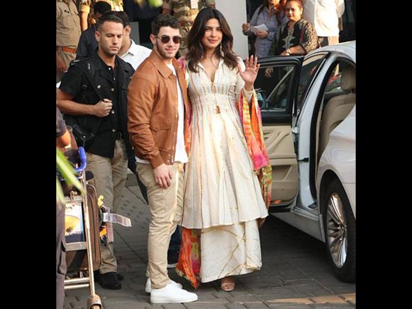 Nick Jonas-Priyanka Chopra wedding: शादी के लिए मुंबई से जोधपुर रवाना हुए निक और प्रियंका