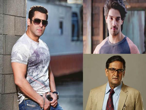 भारत के सेट पर चोटिल हुए सलमान खान, खबर मिलने पर सुपरस्टार से मिल उनके खास दोस्त