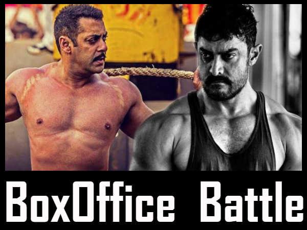 सलमान खान Vs आमिर खान: बॉक्स ऑफिस पर पीछे ही रह गई ठग्स ऑफ हिंदुस्तान