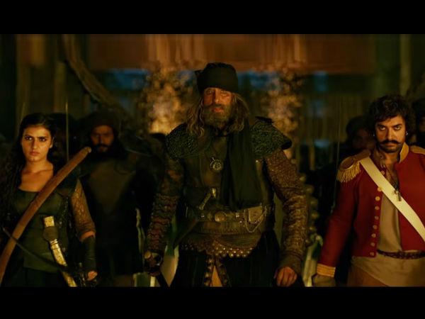 आमिर खान की ठग्स ऑफ हिंदुस्तान से इतना बड़ा नुकसान- बंद हो जाएंगे कुछ थियेटर्स?