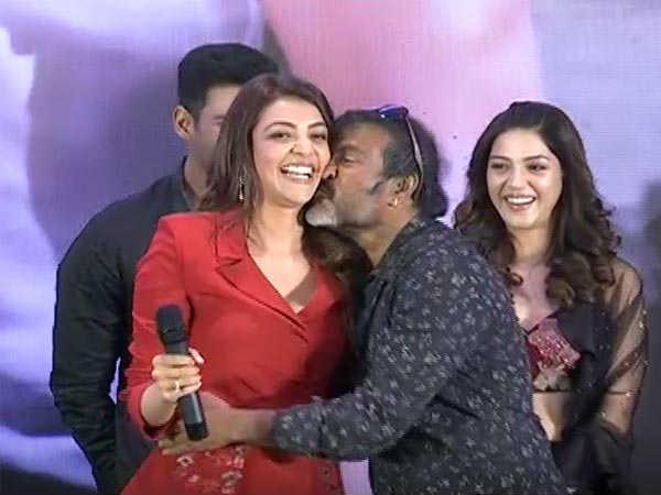 अजय देवगन की एक्ट्रेस को खुलेआम किया किस, चौंक गए सब, वीडियो ताबड़तोड़ वायरल