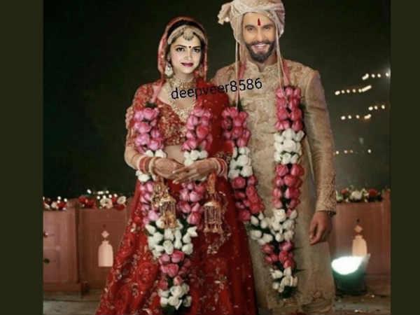 #DeepVeer Wedding: फैन्स ने वायरल की मिस्टर एंड मिसेज़ रणवीर सिंह की शादी की तस्वीरें