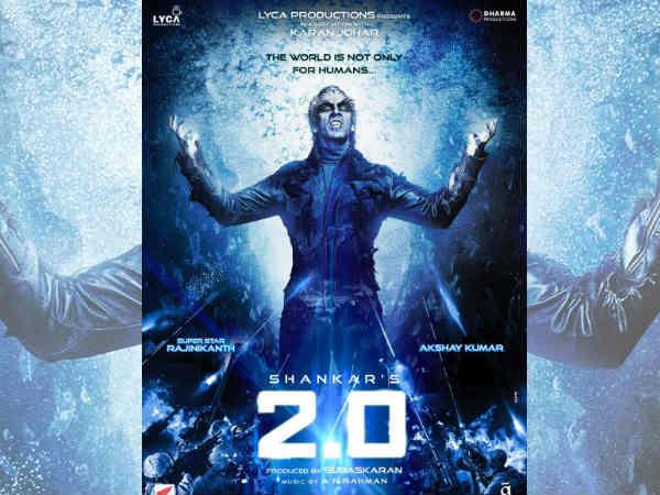 सिर्फ 600 करोड़ में हॉलीवुड में भी कोई 2.0 जैसी फिल्म नहीं बना सकता