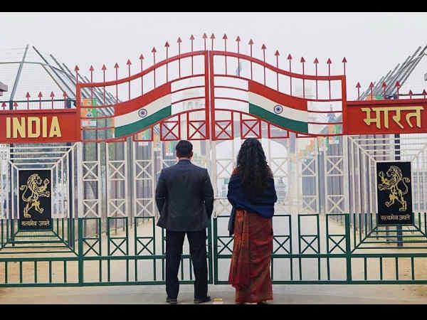 First LOOK: 'भारत' और सलमान खान- कैटरीना कैफ की शानदार जोड़ी, एकदम जबरदस्त
