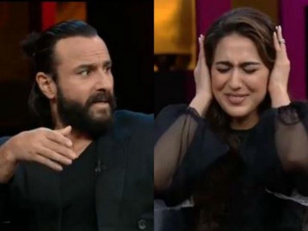 सैफ अली खान का चौंकाने वाला बयान, पैसा है तो मेरी बेटी सारा को लेकर जाओ Video