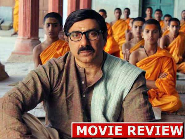 Mohalla Assi Review: धर्म, आस्था और राजनीति से सजी है सनी देओल की 'मोहल्ला अस्सी'