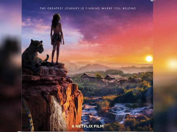 नेटफ्लिक्स की फिल्म मोगली की फाईनल स्टारकास्ट - अभिषेक बच्चन, माधुरी दीक्षित, करीना कपूर, अनिल कपूर