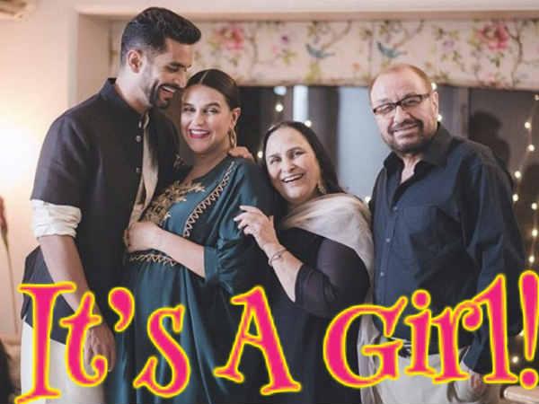 नेहा धूपिया को बेटी के जन्म के लिए मिली बधाईयां, सानिया मिर्ज़ा ने बेटे के साथ डेट की फाइनल