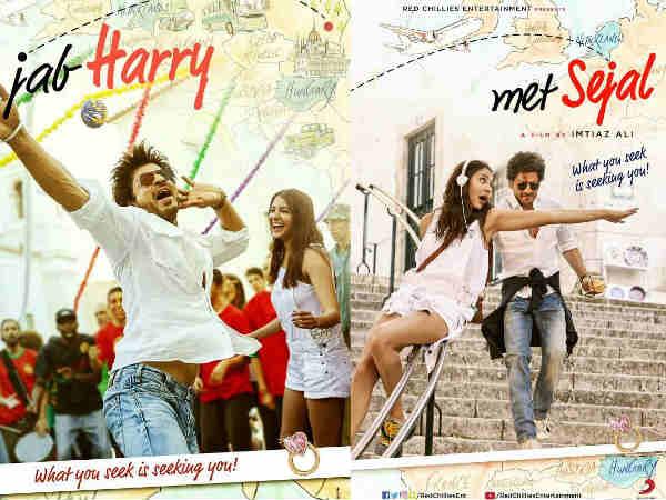 मुझे पता था कि जब हैरी मेट सेजल में कोई कहानी नहीं है, मुझे लगा चल जाएगी - शाहरूख खान