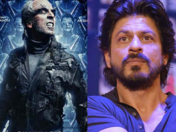 अक्षय कुमार की ब्लॉकबस्टर 2.0- लेकिन शाहरुख ने पहली फिल्म की थी REJECT