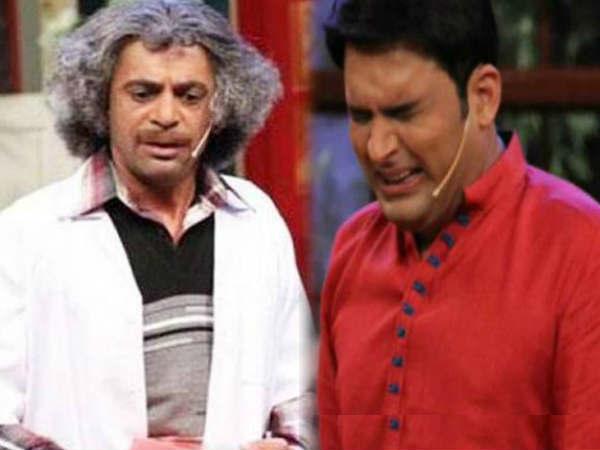 कपिल शर्मा के फैंस के लिए बुरी खबर, सुनील ग्रोवर का तगड़ा झटका Shock !