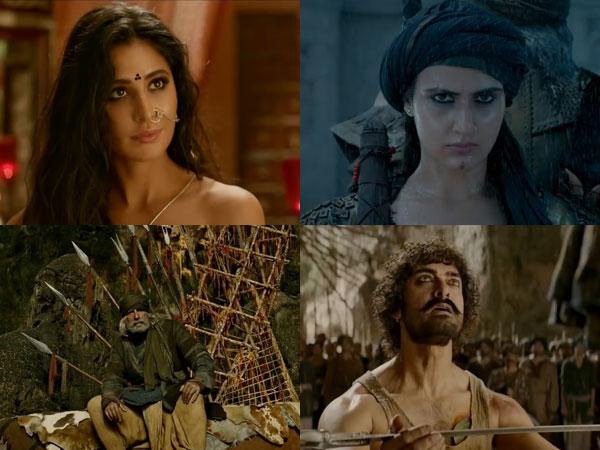 दुनियाभर में फ्लॉप हुई ठग्स ऑफ हिंदुस्तान- वर्ल्डवाइड Box Office पर बुरा हाल
