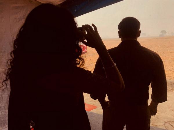 सलमान खान का शानदार अंदाज, भारत के सेट से वायरल Pic, एकदम जबरस्त