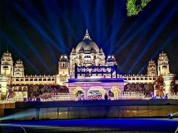 यहां से होगी प्रियंका चोपड़ा की शादी- दुल्हन की तरह सजा जोधपुर का उम्मेद भवन