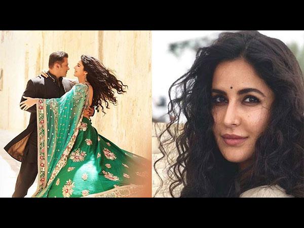 भारत: सलमान खान की फिल्म के लिए प्रियंका नहीं थी पहली पसंद, कैटरीना कैफ ने खोला राज