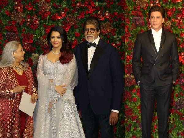 आ चुके हैं बच्चन परिवार और शाहरुख खान- सलमान, अक्षय का रहा इंतज़ार