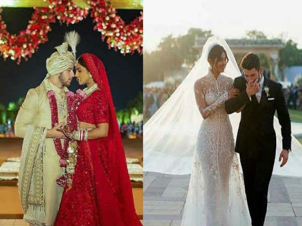 Priyanka Nick First Pic: इंतजार हुआ खत्म, सामने आई दूल्हा-दुल्हन की पहली तस्वीर, शानदार