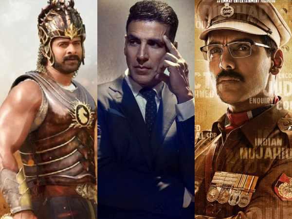 2019 महाक्लैश: अक्षय कुमार से टक्कर लेगें 'बाहुबली', 3 बड़ी फिल्मों का ताबड़तोड Dhamaka