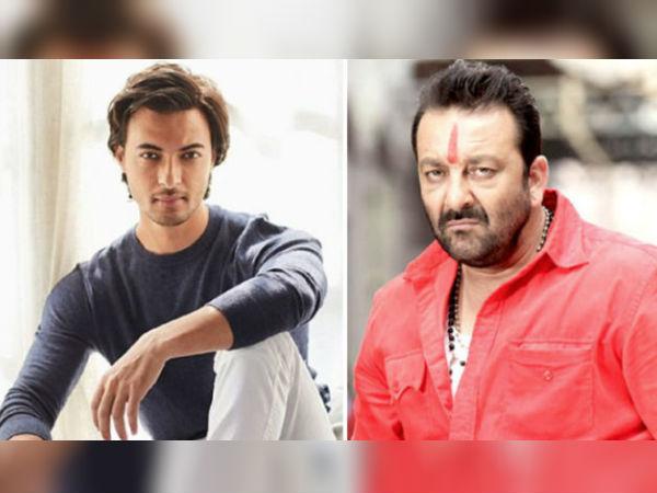 संजय दत्त के साथ बन गई आयुष शर्मा की जोड़ी, इस गैंगस्टर फिल्म से होगा जोरदार धमाका