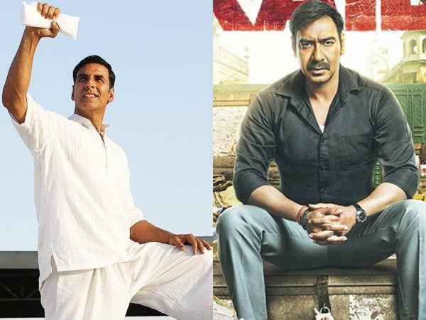 अजय देवगन-अक्षय कुमार में तगड़ी टक्कर, 2018 के 10 बेस्ट एक्टर, सलमान खान Out