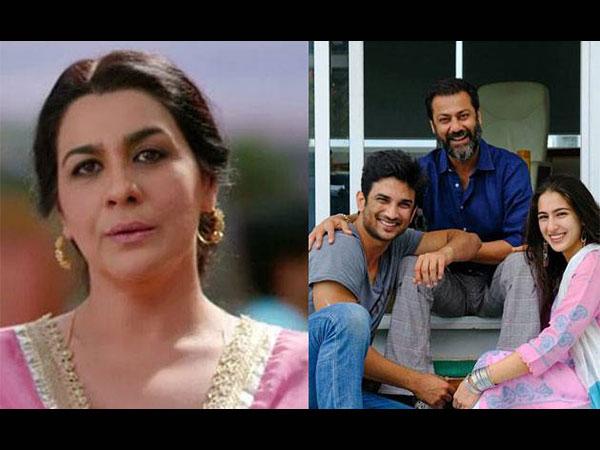 केदारनाथ का क्लाइमैक्स देख फूट-फूटकर रोयीं सारा अली खान की मां अमृता सिंह, आखिर क्यों ?