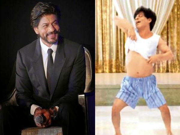 शाहरुख खान: मैं काफी शर्मीला हूं, कच्छा बनियान पहनकर कभी सामने नहीं आता, लेकिन..