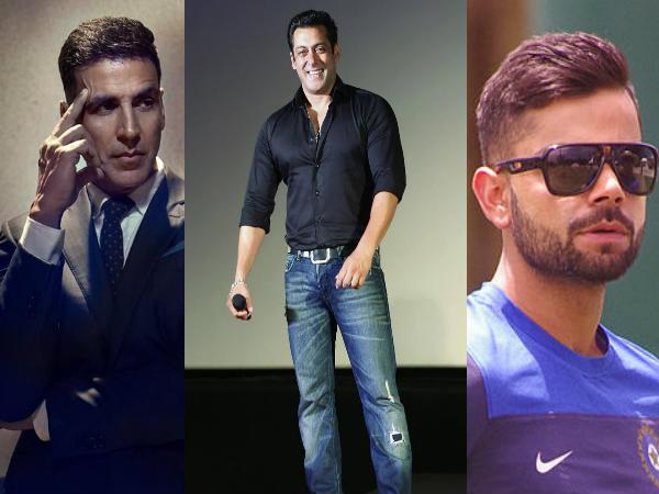Forbes India: अक्षय और विराट रह गए पीछे, लगातार तीसरी बार No.1 बने सलमान खान