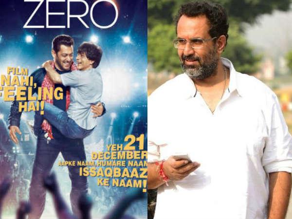 Zero: आनंद एल राय बोले, मैं नहीं चाहता फिल्म के किरदारों को कोई दया की नजर से देखे
